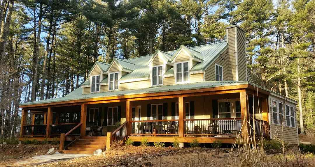 Metal Roofing Company Marshfield, MA