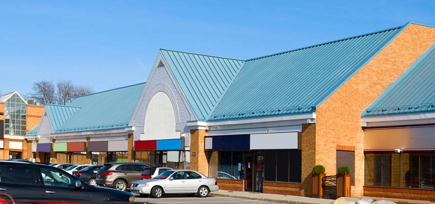 Why is Metal Best for a Commercial Roof? Roofing in massachusetts