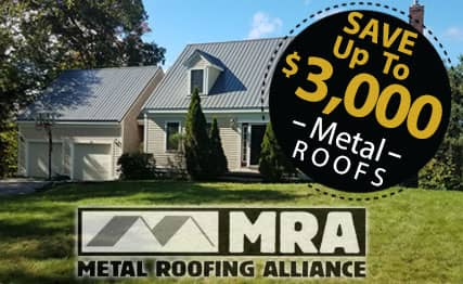 Metal Roofing Alliance company Marshfield, MA